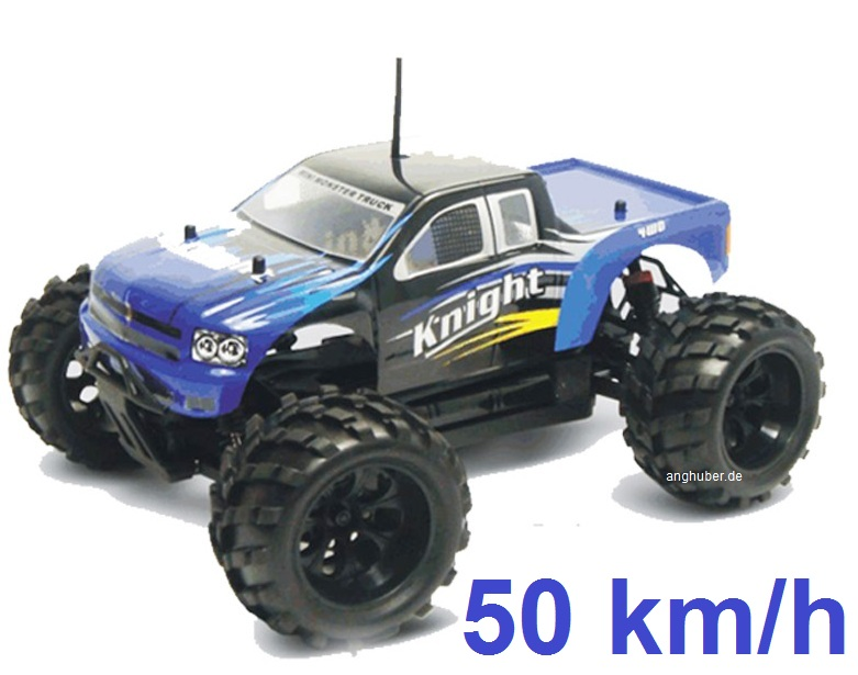 50 kmh schnelles rc ferngesteuertes buggy auto allradantrieb offroad truck blau ebay. Black Bedroom Furniture Sets. Home Design Ideas